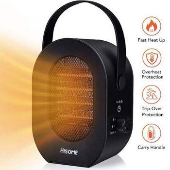 Calefactor Hisome por 31,99 en Amazon