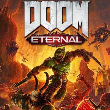 Doom Eternal para XBOX en Amazon