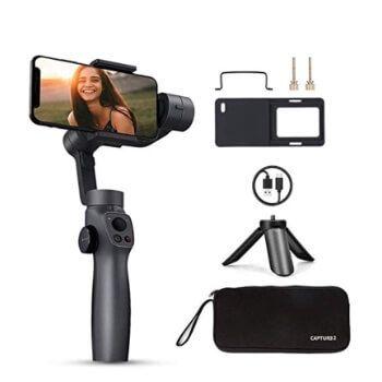 Estabilizador móvil con adaptador GoPro Funsnap por 69,30€ en Amazon