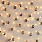 Comprar Cadena de luces LED con clips Anpro por 7,49€ en Amazon con descuento