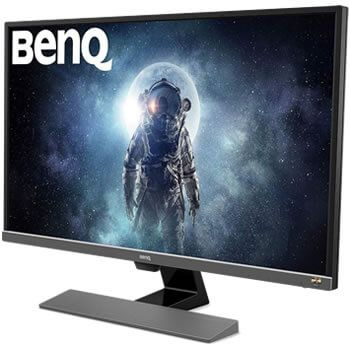 Monitor BenQ 32″ 4K con altavoces por 349,99€ y envío gratis