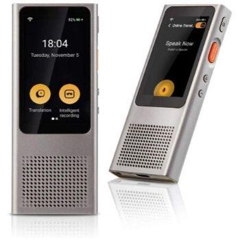 Traductor con grabación Langogo por 89,25€ en Amazon