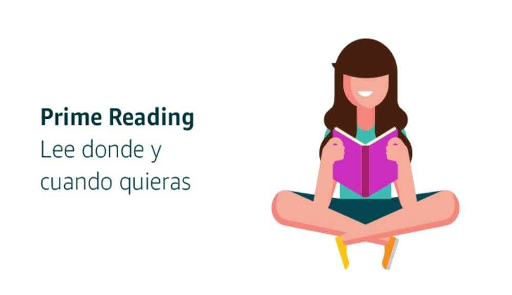 Amazon Prime Reading libros gratis oferta descuento