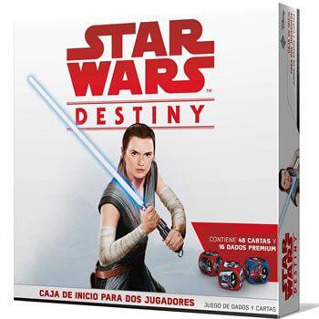 Juego Star Wars Destiny por 15,99€ en Amazon