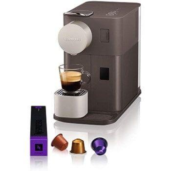 Cafetera Nespresso De'Longhi Lattissima One por 149€ en Amazon con 20€ de descuento en cápsulas