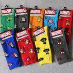 calcetines Marvel baratos oferta descuento mejor precio lobezno capitan america thor iron man hulk spiderman
