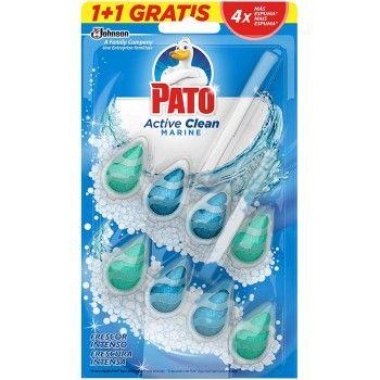 Pack de colgadores WC Pato Active Clean por vuelve a costar solo 1,50€ en Amazon. ¡La mejor opción para desinfectar el inodoro!