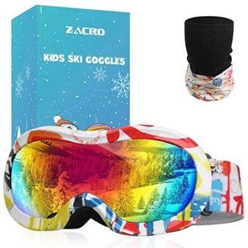 Gafas de esquí Zacro por 9,99€ en Amazon