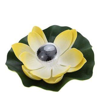 Lámpara flor de loto Lixada por 7,99€ en Amazon
