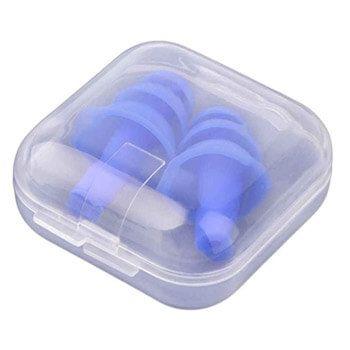 Tapones de silicona para los oídos por 0,67€ + Envío GRATIS en Amazon. ¡Bajan de precio!
