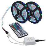 Comprar Tira de luces LED Zuionk por 4,79€ en Amazon con descuento