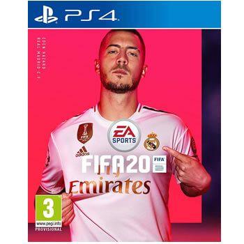 FIFA 20 para PS4 a mínimo, ahora por 19,90€ en Amazon