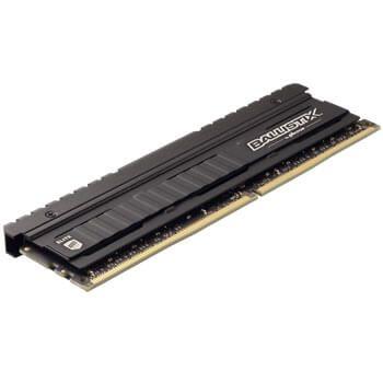 Memoria RAM gamer Crucial Ballistix Elite 8GB por 60€ y envío gratis en Amazon