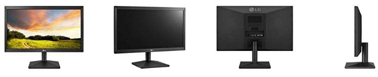 comprar Monitor gaming LG 23,8 pulgadas barato