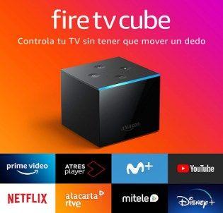 Fire TV Cube 4K