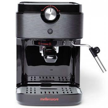 Cafetera Mellerware Espresso Bari por 49,99€ y envío gratis