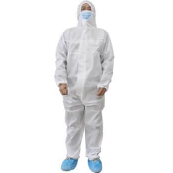 Traje de protección para el Coronavirus