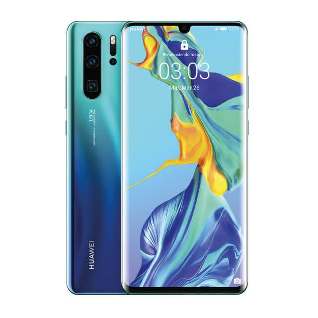 Huawei P30 Pro en Huawei Store