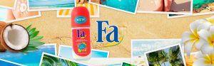 Desodorante Fa roll on
