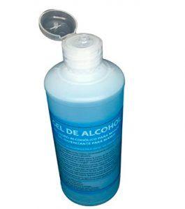 500 ml de gel hidroalcohólico