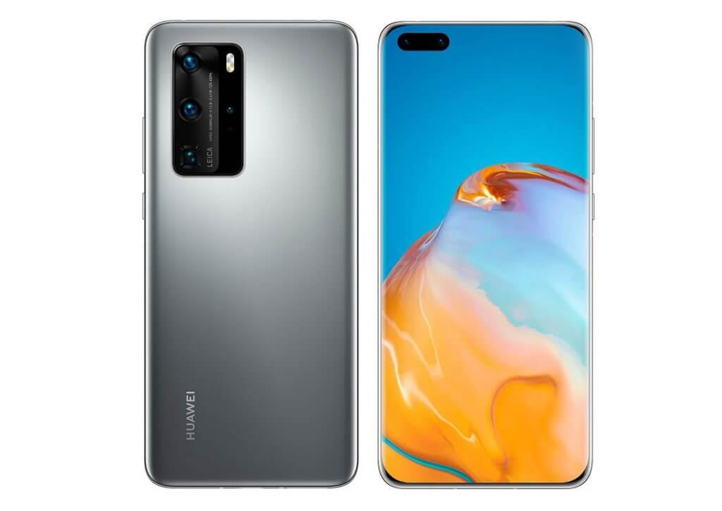 Huawei P40 Pro en Huawei Store
