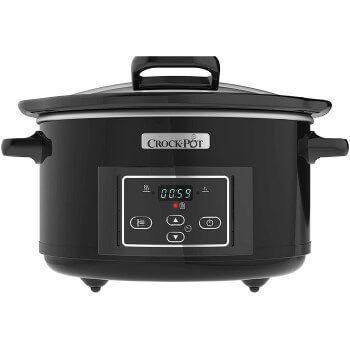 Olla de cocción lenta digital Crock-Pot baja a 59,90€ en Amazon. ¡Nº1 en ventas con envío gratis!