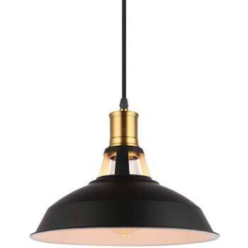 Lámpara vintage colgante Maxmer con cupón descuento por 15,59€ en Amazon