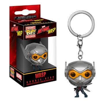 Llavero Funko de La Avispa de Ant-Man de Marvel por solo 2,18€. ¡Mínimo histórico en Amazon!