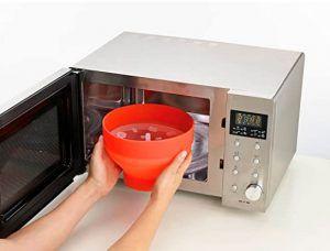 Lékué Recipiente para cocinar Palomitas