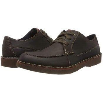 Zapatos hombre Clarks Vargo Vibe al precio más bajo. ¡Un Nº1 en ventas por solo 26€ en Amazon!