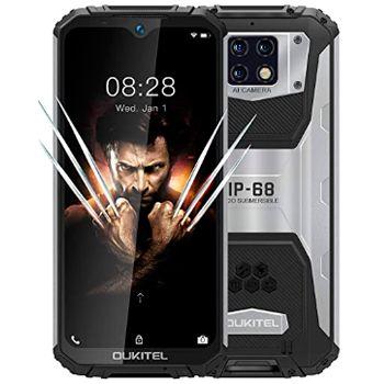 Top móviles con mayor batería: Oukitel WP6