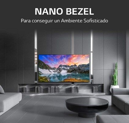 comprar Televisor LG NanoCell barato