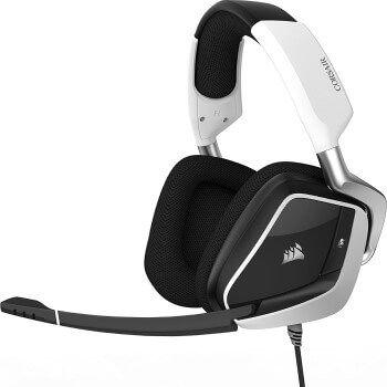 Auriculares gaming Corsair Void Pro USB baja hasta 69,99€ en Amazon