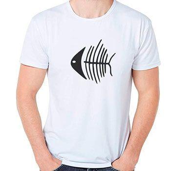 Camiseta barata de hombre desde 0,38€ en Amazon