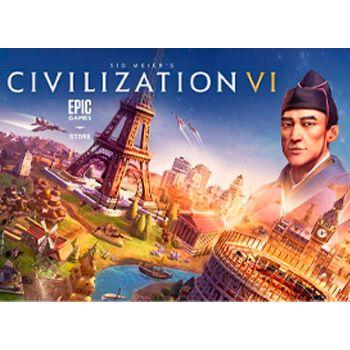 Civilization VI gratis en la Epic Store