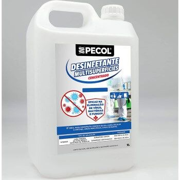 Desinfectante multisuperficie