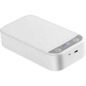 Esterilizador UV portátil Cacagoo con cupón descuento, ahora solo 23,99€ en Amazon