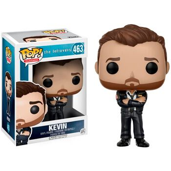 Funko Pop Kevin The Leftovers en Amazon