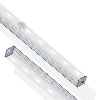 Luz nocturna con sensor de movimiento por 7,89€ en AliExpress