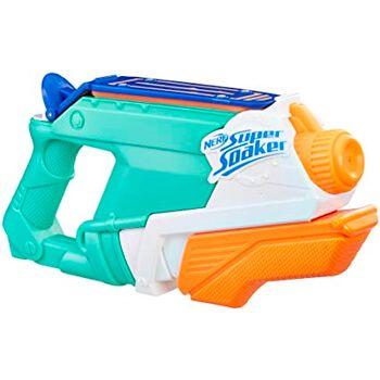 Pistola de agua Supersoaker Splash Mouth en Amazon