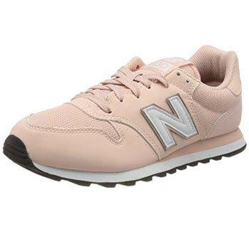 Zapatillas mujer New Balance 500 por 49,49€ en Amazon