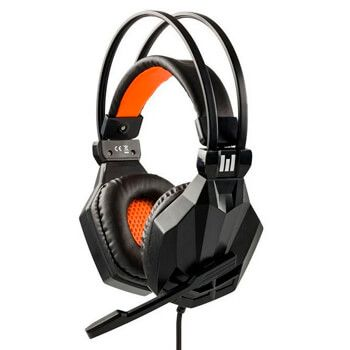 Auriculares gaming Indeca Raiyin