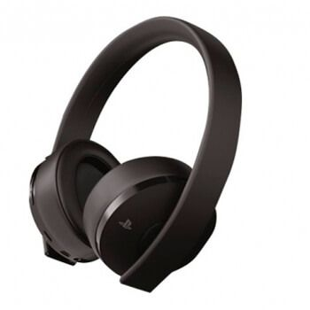 Auriculares gaming Sony - Gold Black