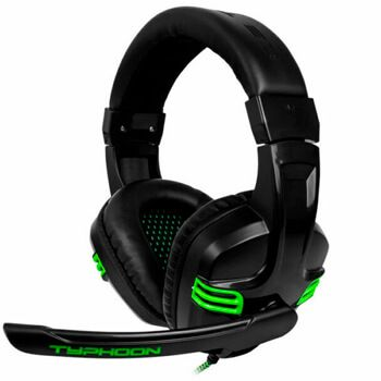 Auriculares Gaming BG Typhoon en AliExpress Plaza