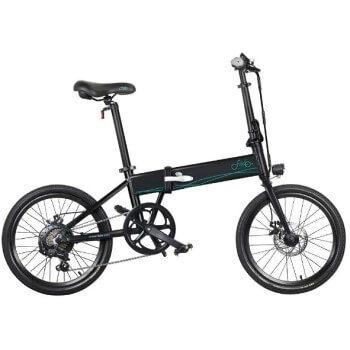 Bicicleta eléctrica Fiido D4s con cupón por solo 549,80€ en Banggood