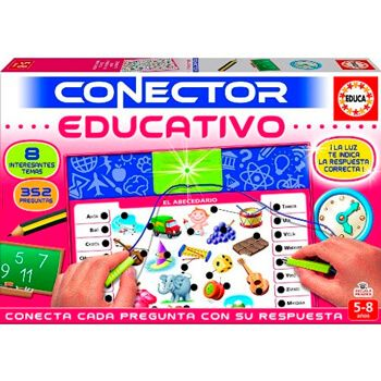 Juego Educa - Conector educativo en Amazon
