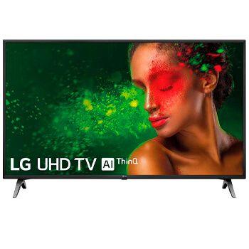 Smart TV LG LED 43″ 4K por 269€ en AliExpress Plaza