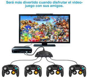 Comprar Zacro GameCube