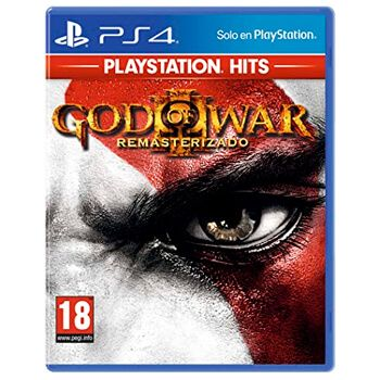 God of War 3 Remasterizado en Amazon