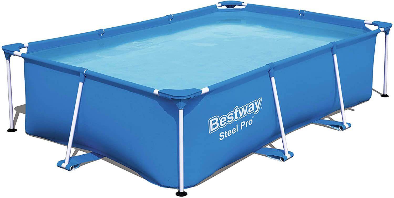 comprar piscina rectangular infantil barata